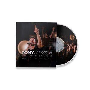 CD TONY ALISSON DEUS É PODEROSO PRA FAZER