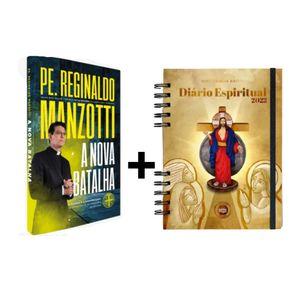 Kit Livro Nova Batalha + Diário Espiritual 2022