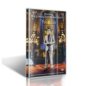 KIT DVD PAZ E LUZ
