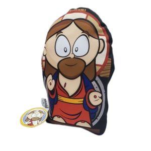 Boneco Almofada Naninha Jesus das Santas Chagas