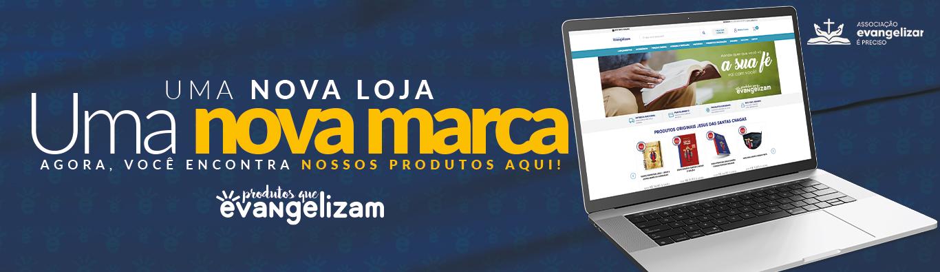 Banner nova Marca Produtos que Evangelizam